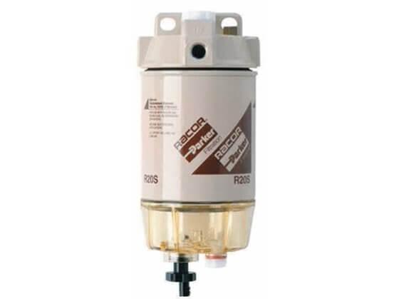 200R Spin-On Dizel Yakıt/Su Separatörleri Görseli