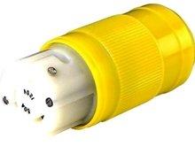 50 Amp 125/250 Volt Dişi Konnektör