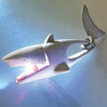 Anahtarlık - Ledli - Köpekbalığı