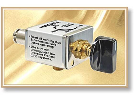 Barbekü LPG Kontrol Vanası - 10-220 Görseli