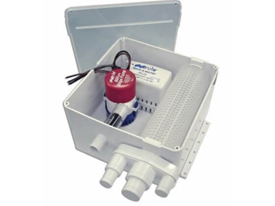 Picture of Duş Gideri Hazne Sistemi