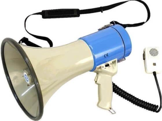 ER-66S Megafon Görseli