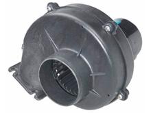 Fan - Flanşlı - Salyangoz - 24V