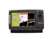 Fishfinder/Chartplotter Elite-7 HDI - 83/200kHz
