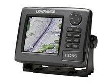Picture of HDS-5 - Gen 2 Fishfinder/Chartplotter/GPS - 50/200 kHz