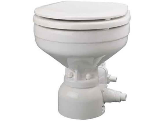 İçten Pompalı Elektrikli Tuvalet Görseli