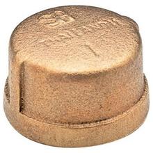 Kör Tapa - Bronz - İçten Dişli