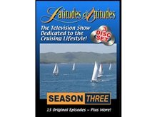 Picture of Latitudes & Attitudes Sezon3 - DVD
