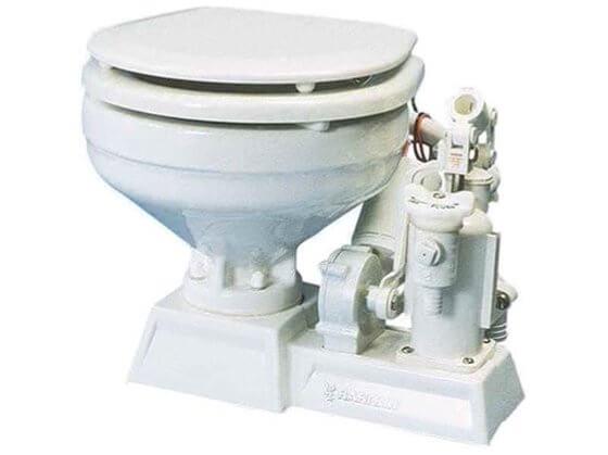 PHEII Elektrikli Tuvalet – 12V Standart Görseli