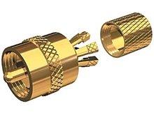 PL-259-CP-G Koaksiyel Kablo Jakı