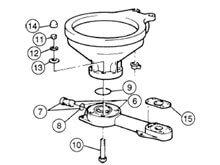 Picture of Pompalı Tuvalet Onarım Kitleri ve Parçaları