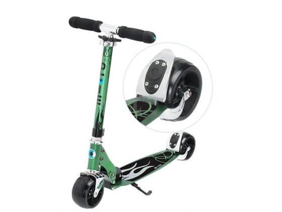 Rocket Scooter - Yeşil Görseli