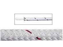 Sta-Set Polyester Çift Örgü Yat Halatı - Beyaz