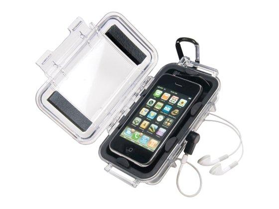Su Geçirmez Kutu - iPhone-iPod İçin Görseli