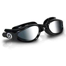 Yüzücü Gözlüğü - Kaiman - Black (Mirrored Lens)
