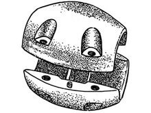 Şaft Tutyası - Silindir Tip