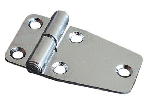 Çelik Mentese - 6,66cmx 3,81cm Sol Görseli