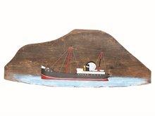 Yarım Tekne Modeli (Temel Kaptan)