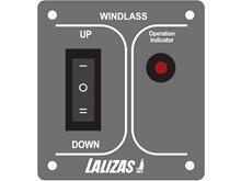 Düğme - Irgat İçin - MON-OFF-MON - Işıklı - 15A - 12/24 V