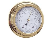Picture of Barometre - Termometre - Higrometre - Pirinç -150mm