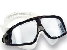Maske - Seal 2.0 - Black/Grey