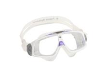 Maske - Seal 2.0 - White/Lavender