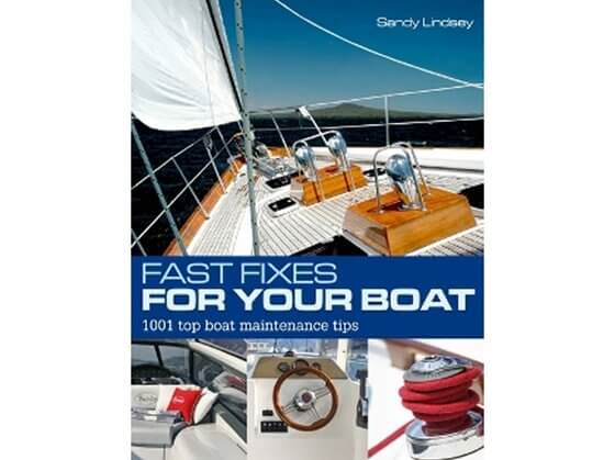Kitap - FAST FIXES FOR YOUR BOAT Görseli