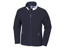 Polar - Leander Fleece - Erkek - Navy