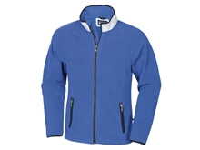 Polar - Leander Fleece - Erkek - Regatta Blue