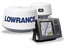 LOWRANCE HDS5M + 3G BroadBand™ Radar Paketi