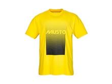 Picture of T-shirt - Erkek - LOGO GRAPHIC - Maize