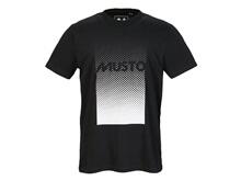 Picture of T-shirt - Erkek - LOGO GRAPHIC - Black