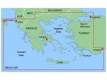 Garmin BlueChart® g2 Vision Haritaları