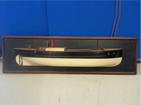 Ahşap Gemi Maketi 90 cm lik Görseli