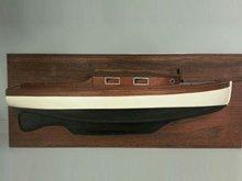 Ahşap Gemi Maketi 50 cm lik