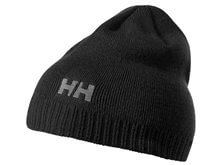 Picture of Bere - Unisex - Brand Beanie - Black
