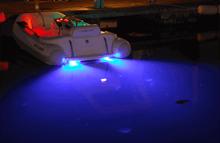 Sualtı Aydınlatma Lambası - Piranha P6 SM Blue Görseli