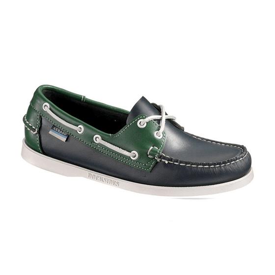 Ayakkabı - Spinnaker - Erkek - Navy/Green Görseli