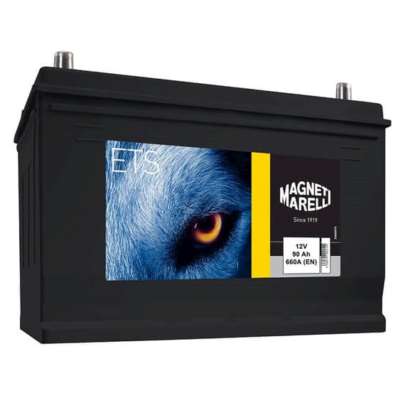 Magneti Marelli 12V 90Ah Akü Görseli