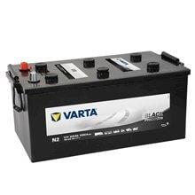 Akü - Varta - 12V 200 Ah N2 Black Promotive