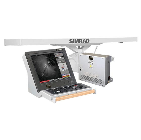 ARGUS 12U/6X P IMO ARPA RADAR System Görseli