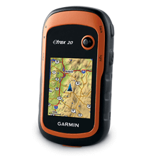 Picture of eTrex 20 El GPS'i