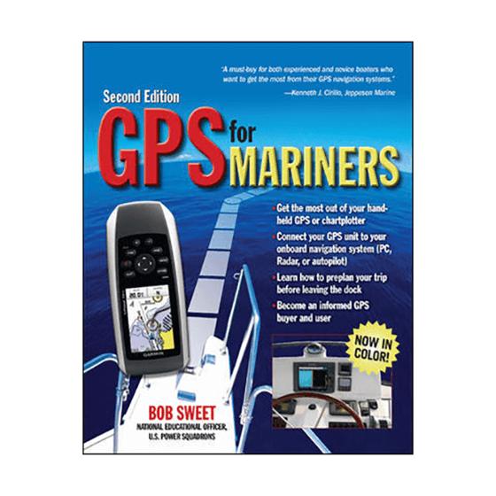 Kitap - GPS For Mariners Görseli