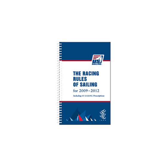 Kitap - THE RACING RULES OF SAILING for 2009-12                                                                                                                                                                                                                                                                                                                                                                  Görseli