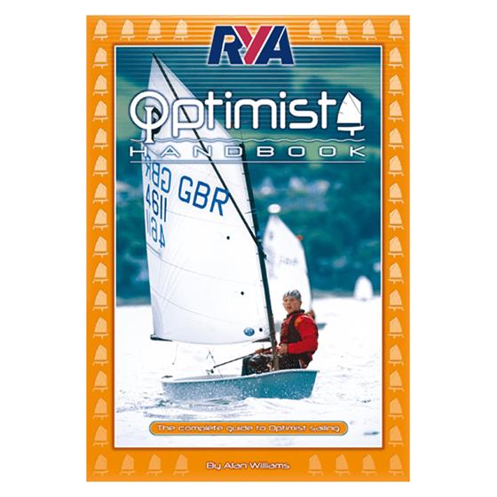 Kitap - RYA Optimist Handbook (G44) Görseli