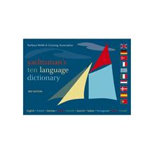 Kitap - Yachtsman's Ten Language Dictionary