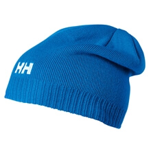 Picture of Bere - Unisex - Brand Beanie -  Indi Blue