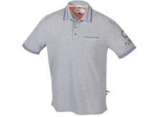 Picture of T-SHIRT - Erkek - RR Azur Polo - Grey Melange