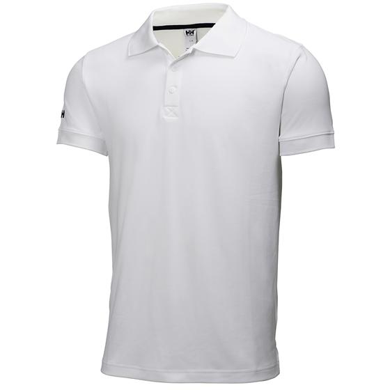 T-SHIRT - Erkek - CREWLINE Polo - Beyaz Görseli