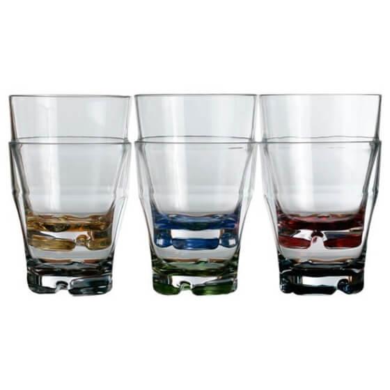 Picture of Su Bardağı - Party - Renkli - 6'lı Paket